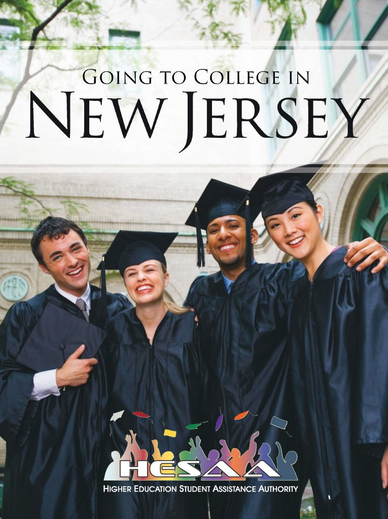 Going to College in New Jersey - 2015/2016 Issue